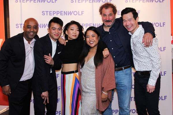 Leelai Demoz, Glenn Obrero, Deanna Myers, Jesca Prudencio, Keith Kupferer and James S Photo
