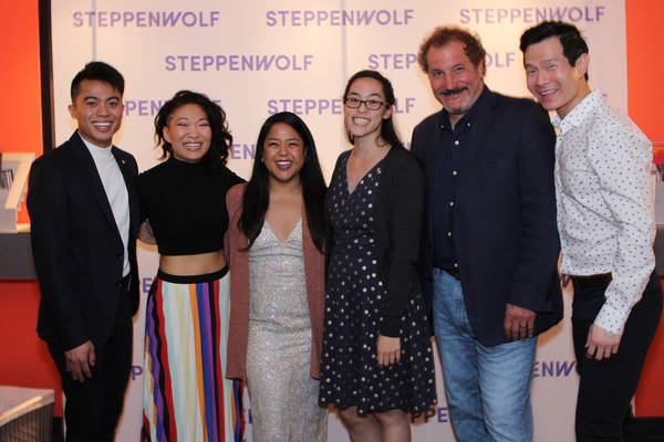 Glenn Obrero, Deanna Myers, Jesca Prudencio, Lauren Yee, Keith Kupferer and James Seol