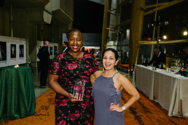Nataki Garrett and Seema Sueko  Photo