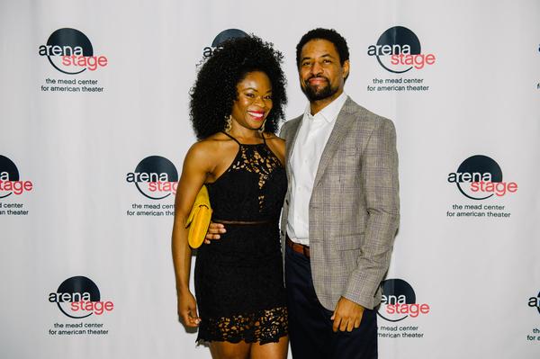 Nija Okoro and Amari Cheatom Photo