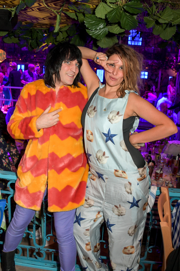 PHOTO/VIDEO: Go Inside Opening Night Of MAMMA MIA! The Party at The O2 With Björn Ulvaeus and More!