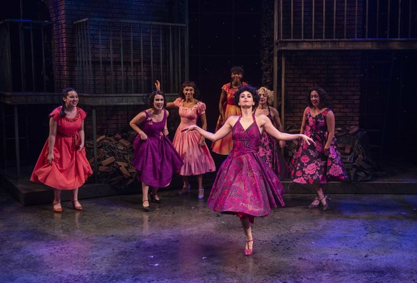 Photo Flash: First Look at Milwaukee Rep's WEST SIDE STORY