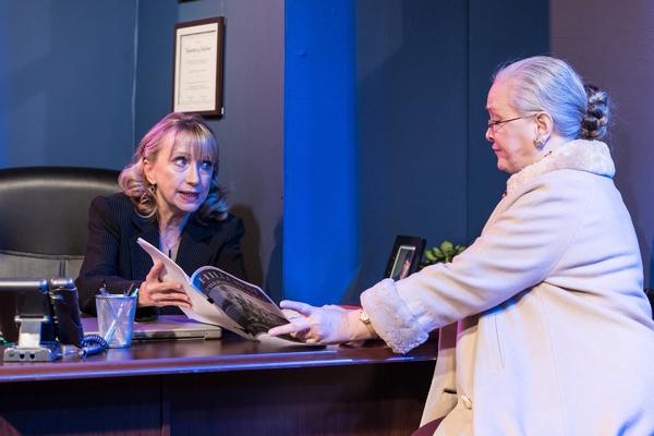 Photo Flash: Theatre NOVA Presents ADMISSIONS