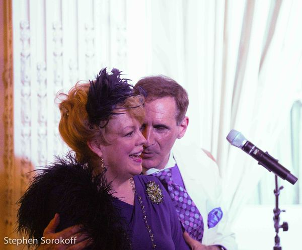 BWW Review: Stecher & Horowitz Present KT Sullivan & Mark Nadler At The Lotos Club