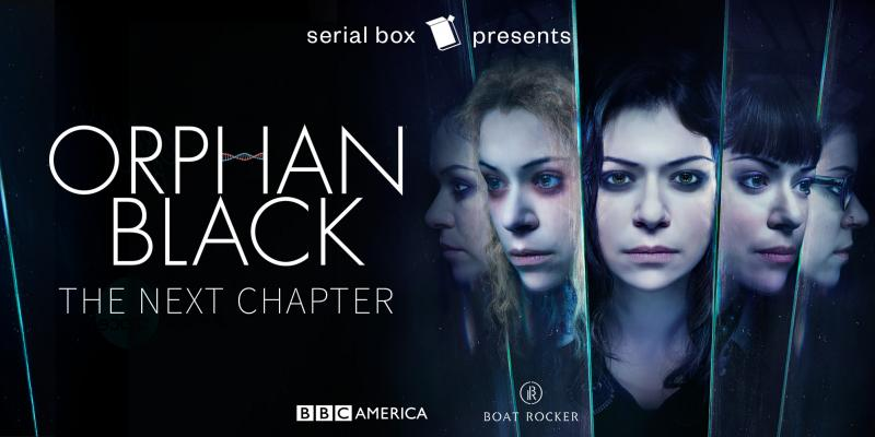 BWW Previews: ORPHAN BLACK: THE NEXT CHAPTER Continues 8 Years Later On Serial Box, Featuring Tatiana Maslany