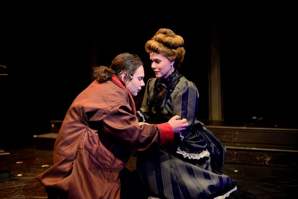 Photo Flash: First Look at Theatre Three's JEKYLL & HYDE