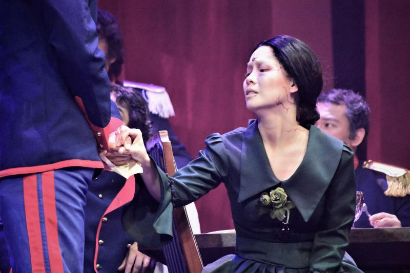 BWW Review: Sondheim's Emotionally Engaging PASSION Plays RCBC Theatre