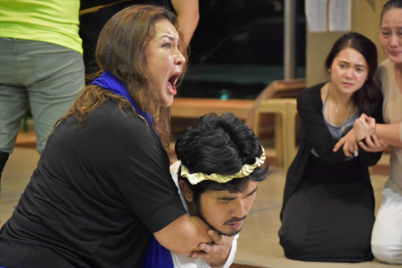 Photo Coverage: Go Inside the Rehearsal of MAGNIFICAT THE MUSICAL; Show Opens 27 Sept.