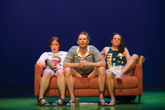 I'm with Muriel. A review of MURIEL'S WEDDING at QPAC