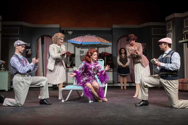 Photo Flash: First Look at THE DROWSY CHAPERONE at The MWT