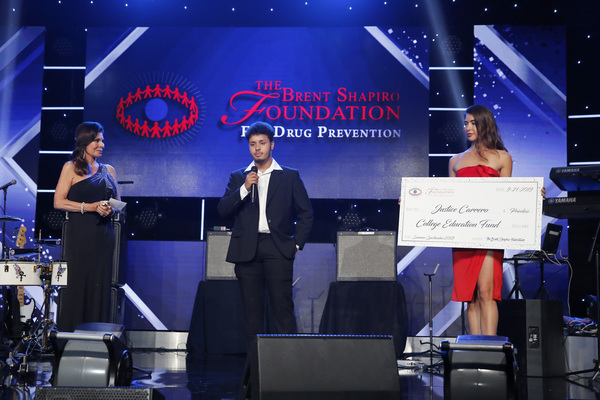 Photo Flash: Eva Longoria, Nicole Scherzinger, Will Arnett, and More Attend the Annual Summer Spectacular to Benefit the Brent Shapiro Foundation for Drug Prevention