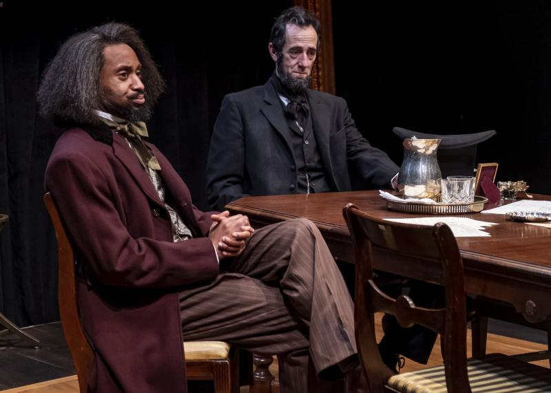 BWW Review: NECESSARY SACRIFICES at Taproot Theatre