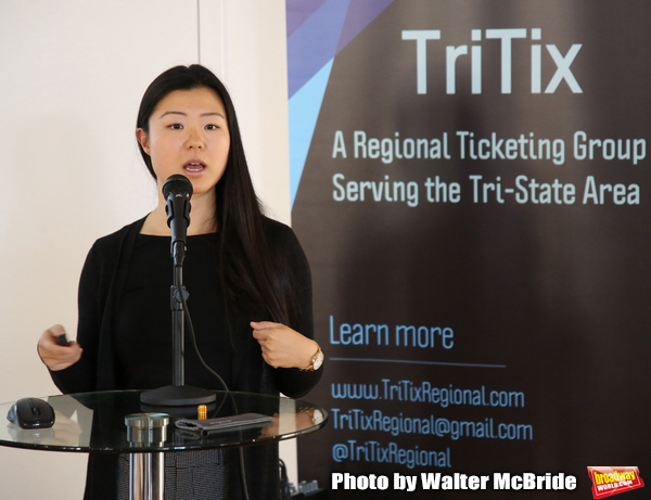 Photo Coverage: The First Annual Vince Rieger TriTix Industry Impact Award Presented at The TriTix Forum in NYC