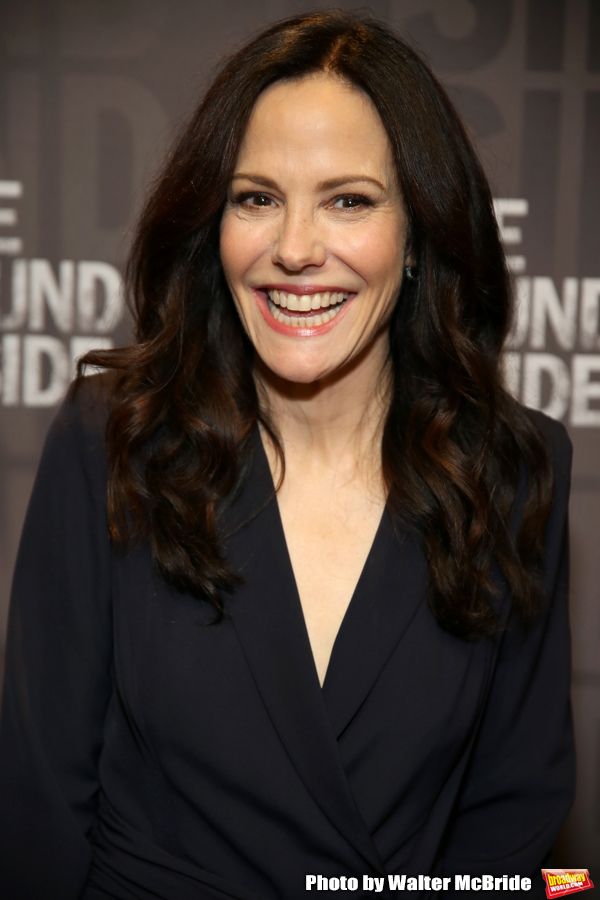 Photo Coverage: Meet the Cast of THE SOUND INSIDE, Led by Mary-Louise Parker