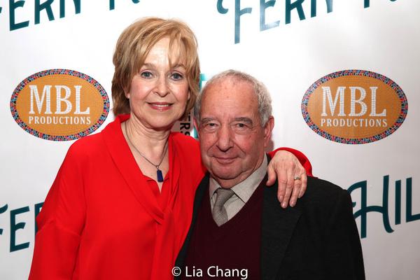 Jill Eikenberry and Michael Tucker   Photo