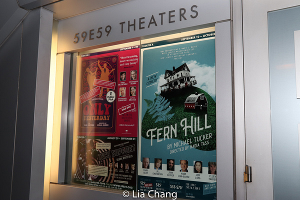 Michael Tucker''s FERN HILL at 59E59 Theaters Photo