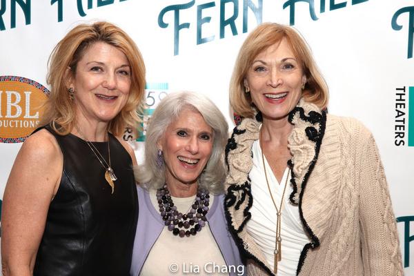 Victoria Clark, Jamie deRoy, Dee Hoty Photo