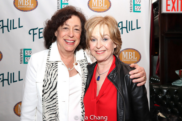 Lynne Meadow and Jill Eikenberry Photo