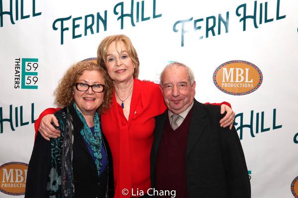 Nadia Tass, Jill Eikenberry and Michael Tucker Photo