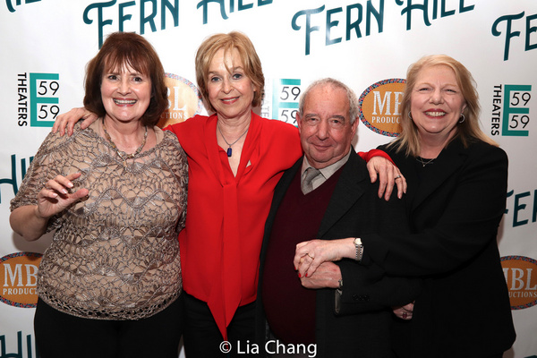 Producer Mary J. Davis, Jill Eikenberry, Michael Tucker and Producer Judith Manocheri Photo