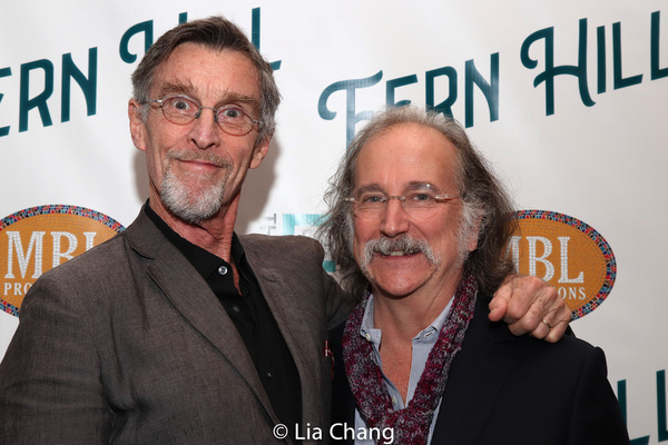 John Glover and Mark Linn-Baker Photo