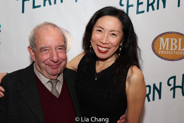 Michael Tucker and Jodi Long Photo