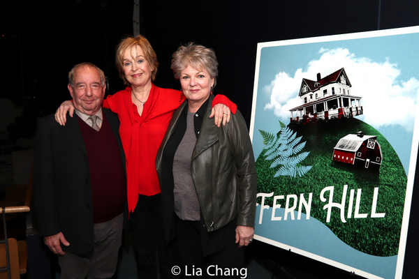 Michael Tucker, Jill Eikenberry and Ellen Parker
