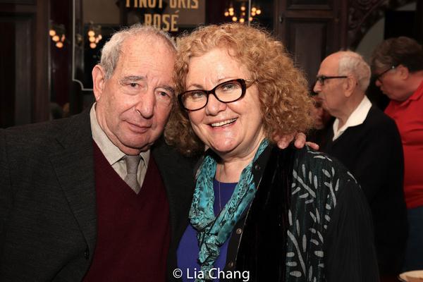 Michael Tucker and Nadia Tass