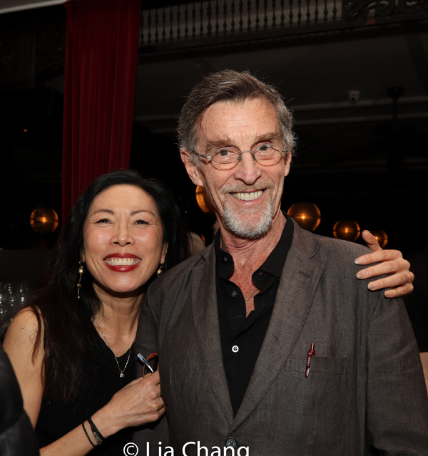 Jodi Long and John Glover Photo