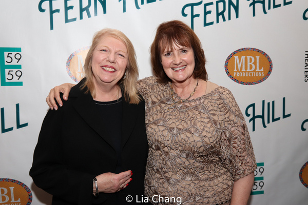 Judith Manocherian and Mary J. Davis Photo