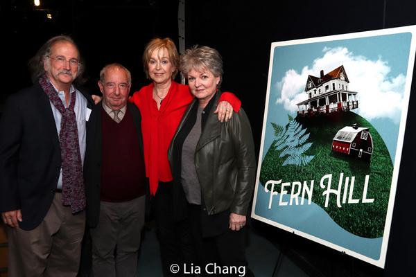 Mark Linn-Baker, Michael Tucker, Jill Eikenberry and Ellen Parker Photo