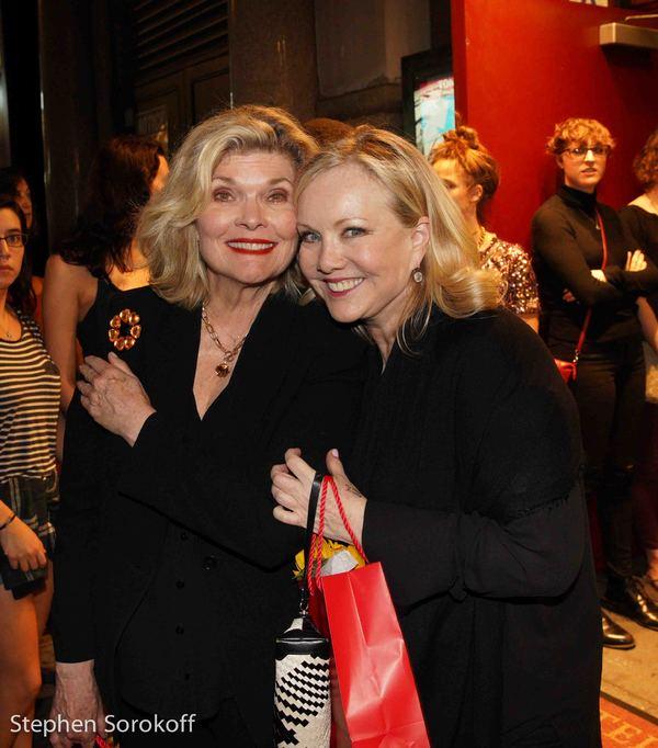 Debra Monk & Susan Stroman Photo