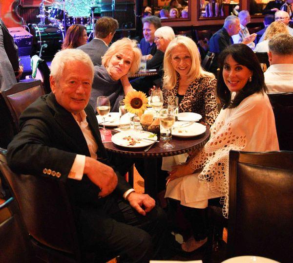 Stephen Sorokoff, Ginny Bond, Eda Sorokoff, Catherine Adler Photo