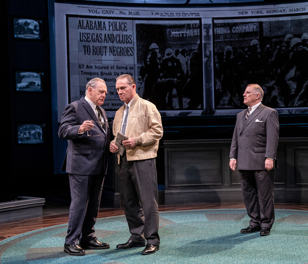 Brian Cox, Richard Thomas, and Gordon Clapp