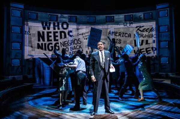 Broadway Glossary: Meet The Presidents, Politicians, & Activists of THE GREAT SOCIETY