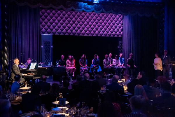 VIDEO: Watch Chita Rivera, Patti LuPone & More Tribute Marc Shaiman and Scott Wittman at BROADWAY BACK TO SCHOOL
