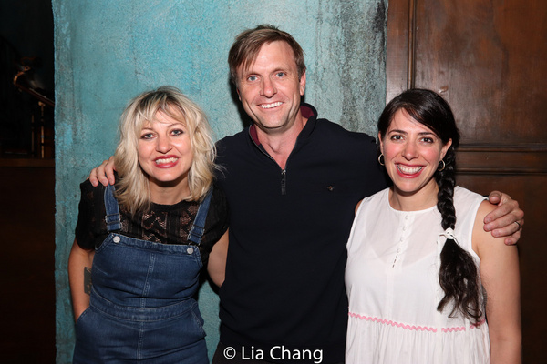 Anais Mitchell, Chad and Rachel Chavkin