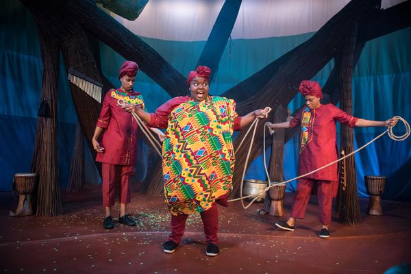 Afia Abusham, Juliet Okotie and Sapphire Joy Photo