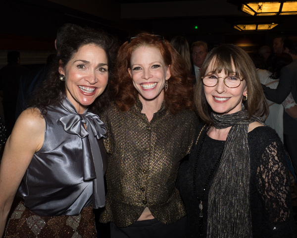 Photo Coverage: Curtain Call And Press Night Celebration Of GRUMPY OLD MEN: THE MUSICAL At La Mirada Theatre