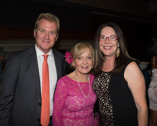 Tom McCoy, Cathy Rigby, and Casey Stangl Photo