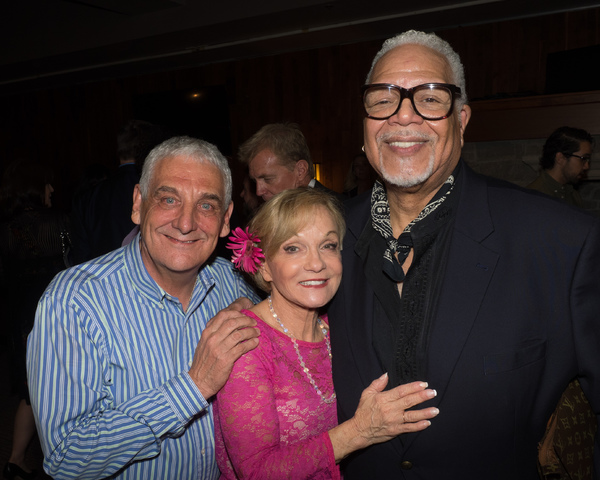 Glenn Casale, Cathy Rigby, and Ken Page