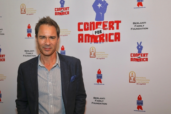 Photo Flash: Jane Lynch, Laurie Metcalf, and More Hit The Stage For CONCERT FOR AMERICA