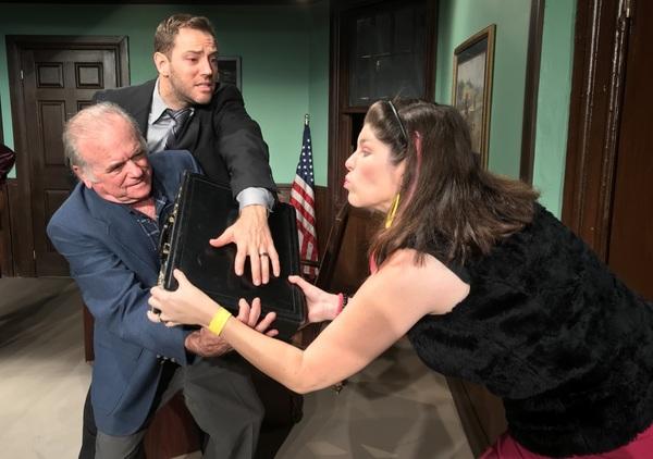 Shelly Kurtz, Travis Goodman, Joan Kubicek