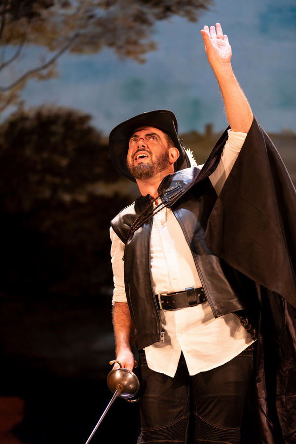 Photo Flash: First Look at CYRANO At Two River Theater