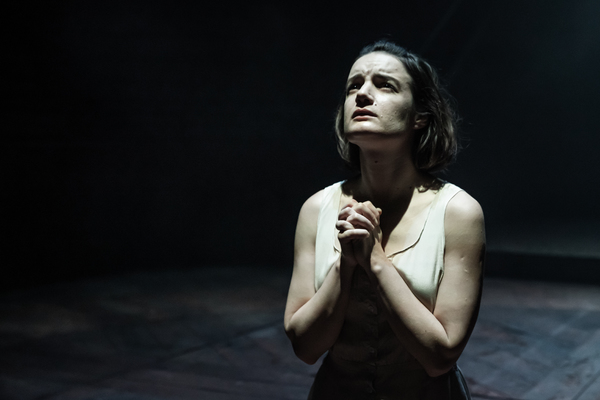 Photo Flash: First Look at Young Vic's BLOOD WEDDING