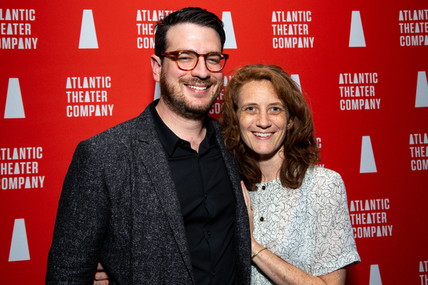 Photo Coverage: Go Inside Opening Night of Atlantic Theater Company's SUNDAY