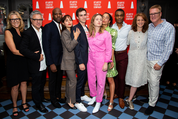 Mary McCann, Neil Pepe, Maurice Jones, Sadie Scott, Zane Pais, Ruby Frankel, Juliana Canfield, Christian Strange, Lee Sunday Evans, Jeffory Lawson