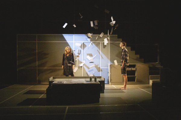 Photo Flash: First Look at MOTHER OF HIM at Park Theatre