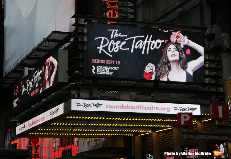 BWW Flashback: THE ROSE TATTOO Takes Final Broadway Bow Today