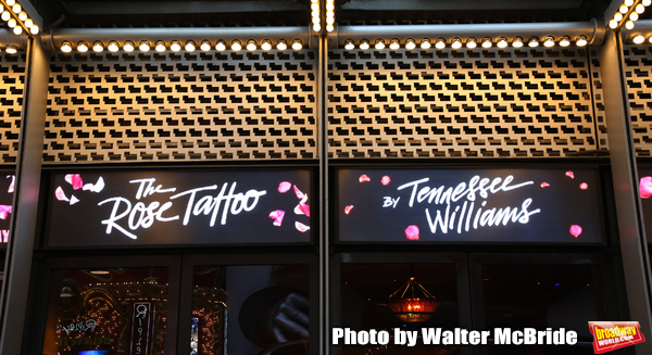 Up On the Marquee: THE ROSE TATTOO Comes to Broadway